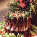 Crown Roast of Pork (Stuffed)